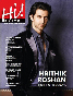 Hrithik Roshan on the cover of Hi Blitz February 2012