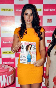 Nargis Fakhri posing with the latest issue of WOMENS HEALTH magazine after launching it at the Crossword Store Photo