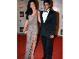 Amy Jackson and Prateik at 18th Screen Awards Pic