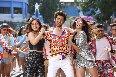 Bhumi Pednekar  Ananya Panday  Kartik Aaryan starrer Pati Patni Aur Woh Movie photos  1