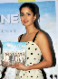 Katrina Kaif Posing At The Launch Of The Book Raajneeti The Film And Beyond Photo