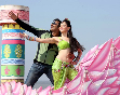 Ajay Devgn and Tamanna In Himmatwala Song Pic