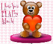 Happy Teddy Bear Day Cute Greetings