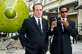 Tommy Lee Jones and Will Smith in Men in Black 3 Photo