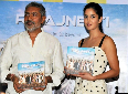 Katrina Kaif With Filmmaker Prakash Khan Launching The Book Raajneeti The Film And Beyond At Crossword Store Photo