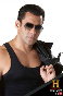 Salman Khan History Channel Photoshoot