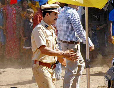 Akshay Kumar Rwdy Rathore on Location Photo