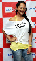 Sonakshi Sinha promoting film ROWDY RATHORE at BIG FM Studios in Mumbai Photo