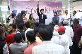 Parichayam Team at Trendset Mall Vijayawada  4