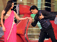 Katrina Kaif and Shahrukh Khan at 18th Colors Screen Awards