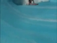 girl drowns in wave pool video