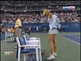 Federer and Sharapova videos