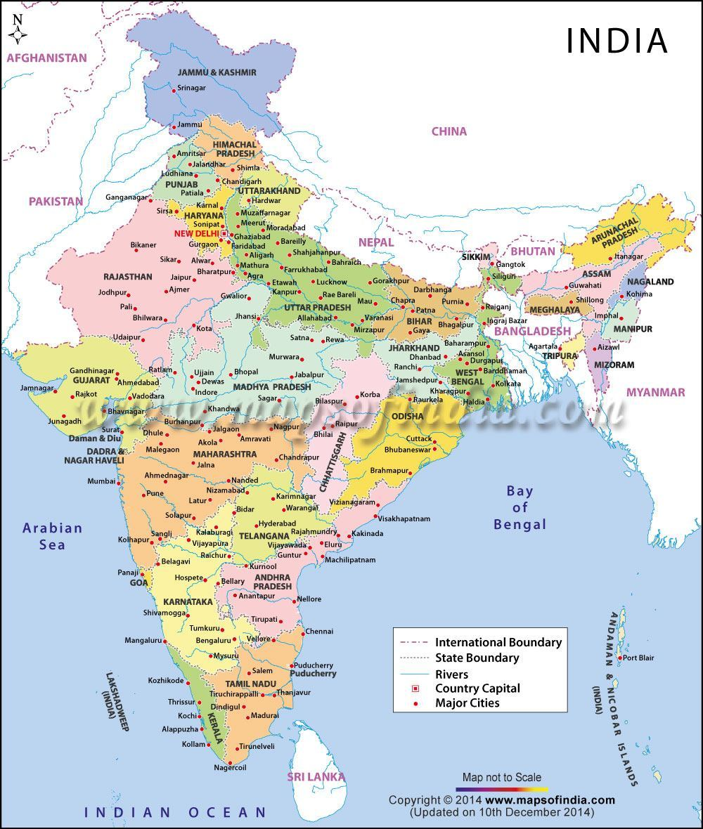 India An Us On A Map Globalinterco - India and us on a map
