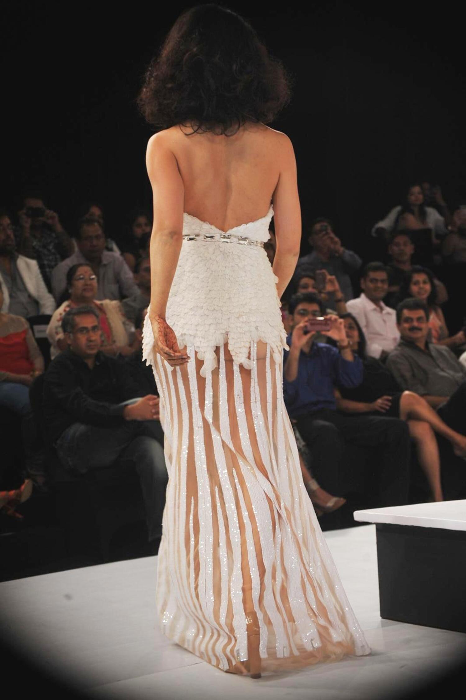Fashion Show Wardrobe Malfunction Uncensored