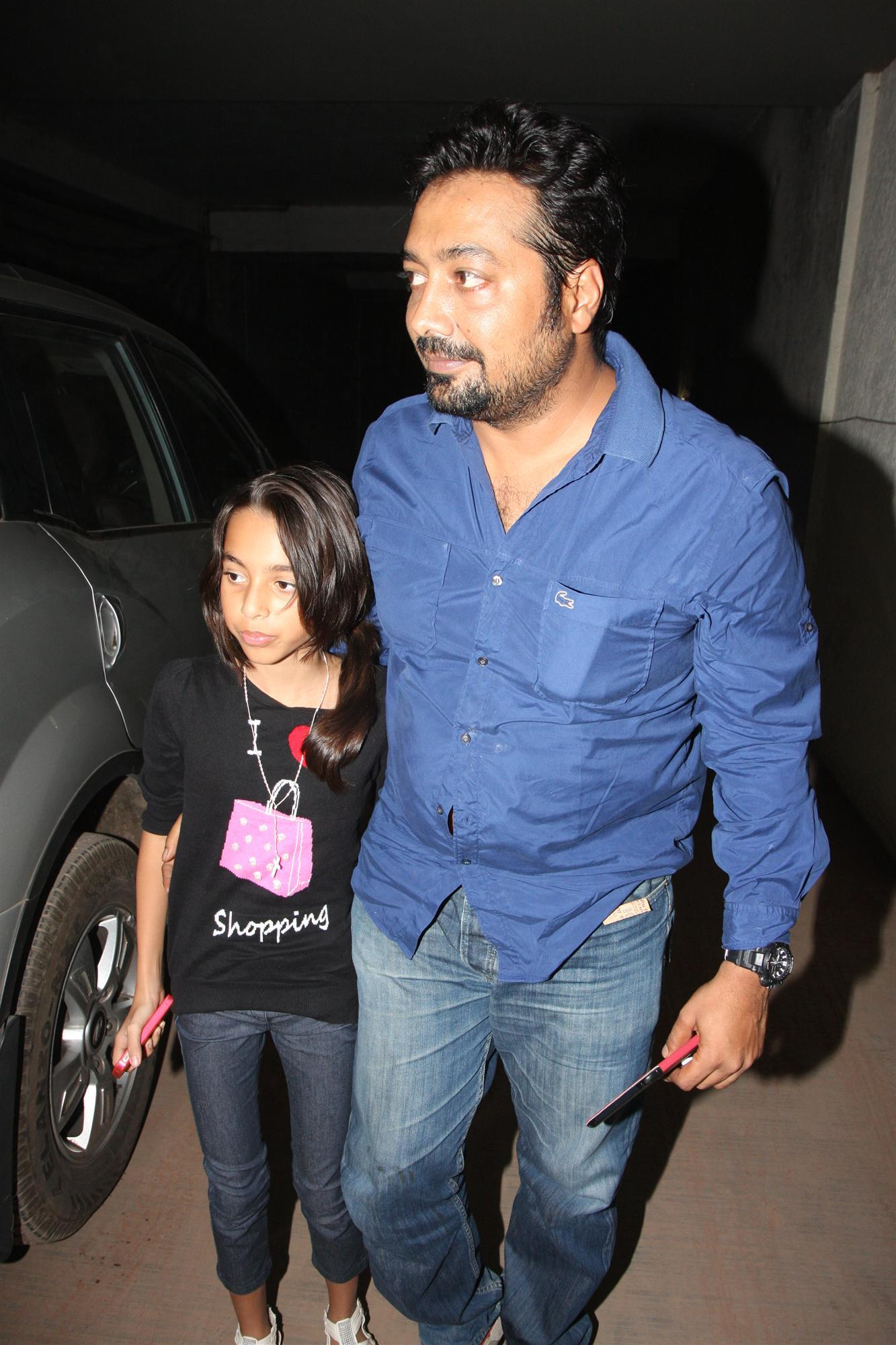 Anurag kashyap daughter aliya