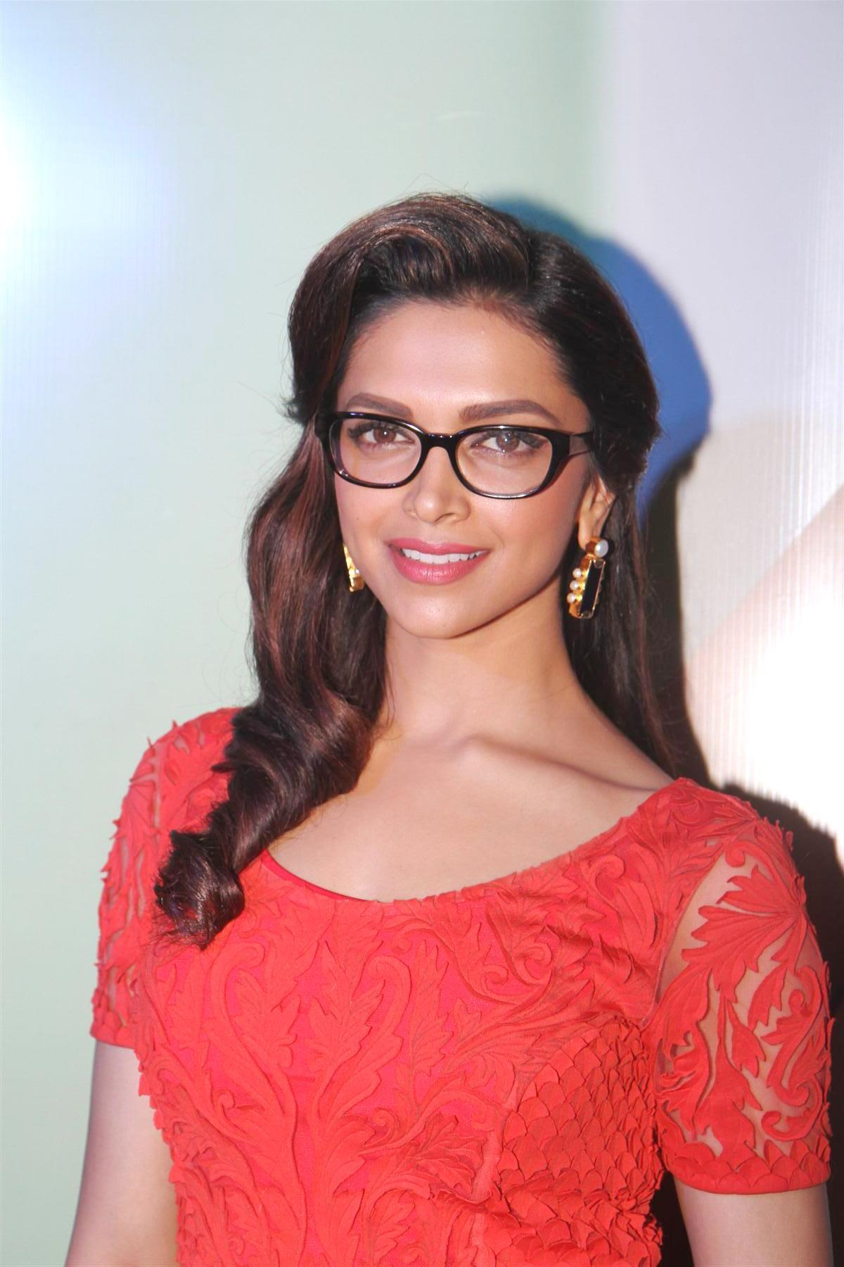 Deepika Padukone at VOGUE Eyewear event announcing her as ...