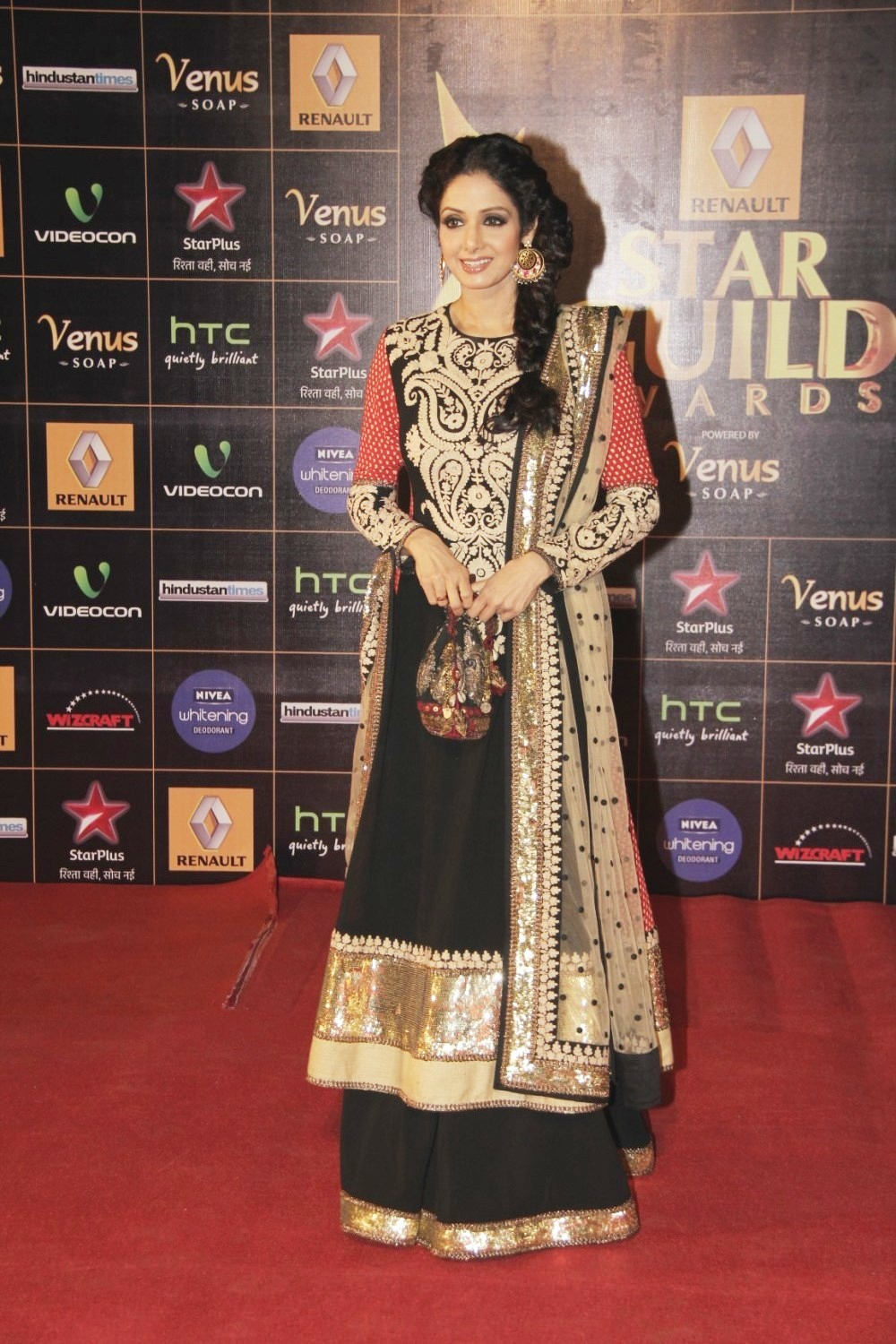 Sridevi at the Renault Star Guild Awards 2013 in Mumbai 2 ...