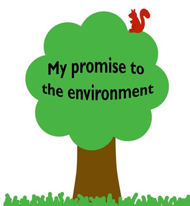 World environment day message