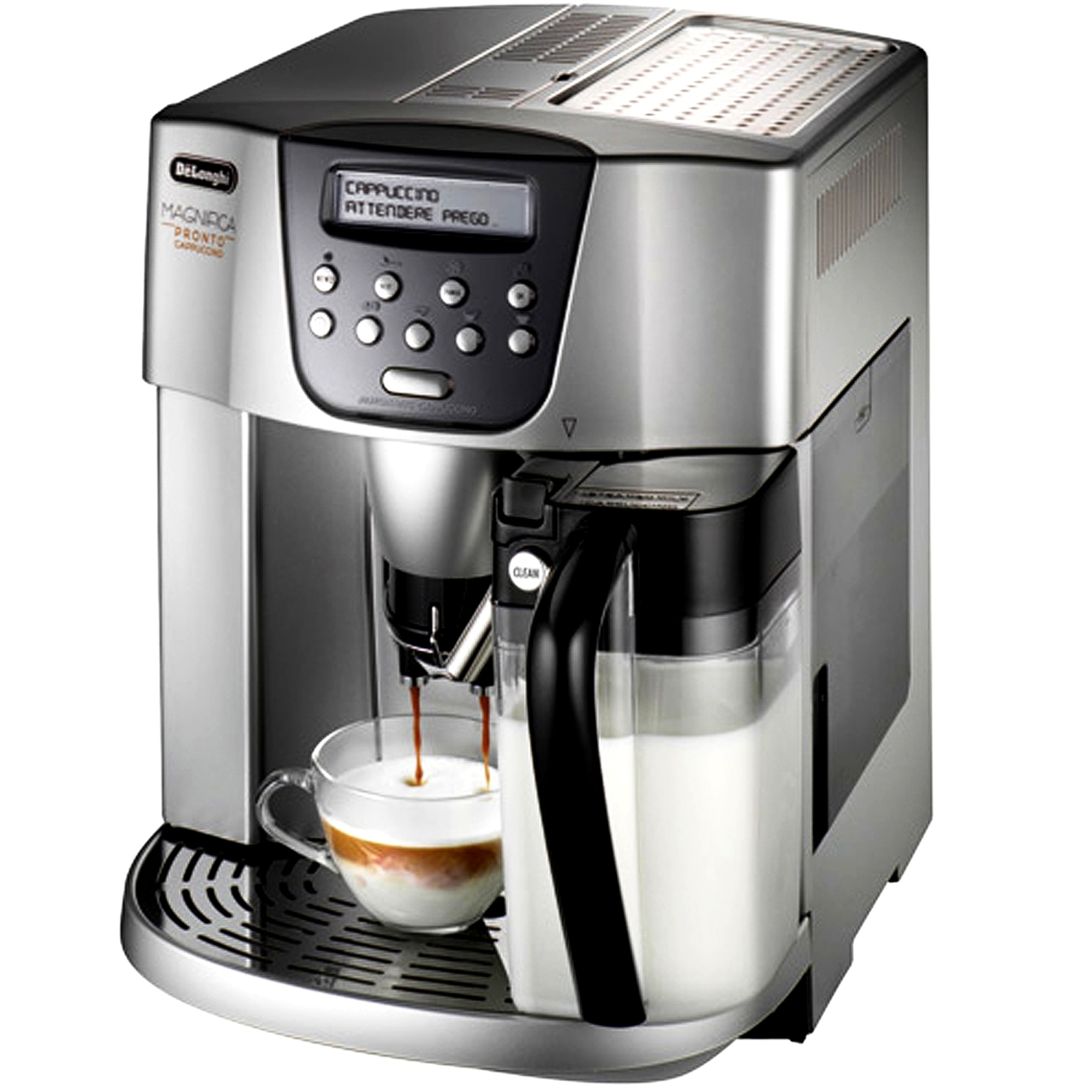delonghi esam 4500 pronto magnifica coffee maker by de. Black Bedroom Furniture Sets. Home Design Ideas