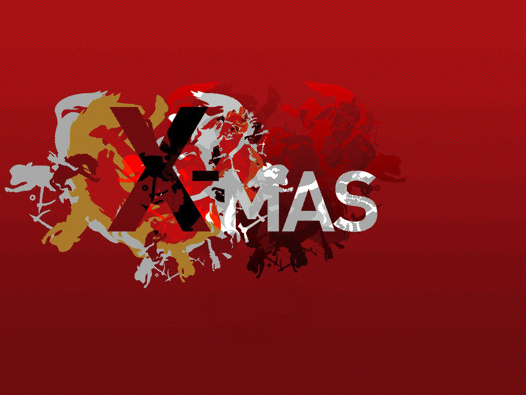 Happy Christmas 2012 Wallpaper