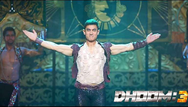 Dhoom 3 Aamir Khan : dhoom 3 on Rediff Pages