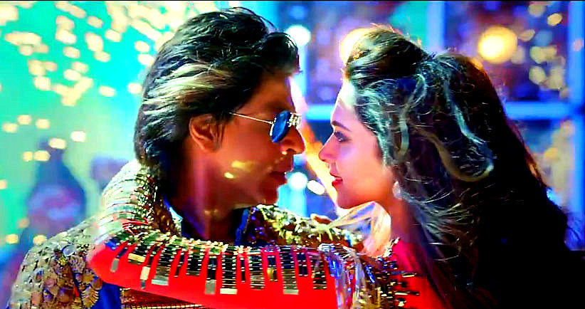 Deepika Padukone Shah Rukh Khan Happy New Year Movie Photo ...