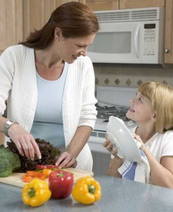 Kids Eating Habits Facts: Kids Eat What They See