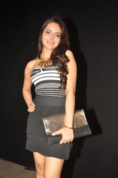 bollywood celebs at planet volkswagen launch at blue frog-photo6