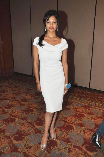 Pooja Kumar at film VISHWAROOPPremiere tie up with VIDEOCON DTH announcement event in Mumbai  5