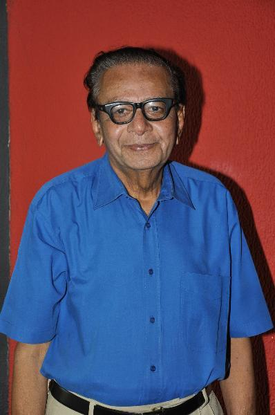 Veteran actor Kishore Pradhan