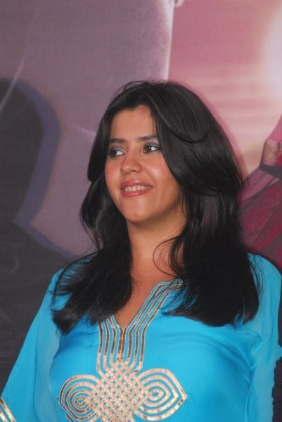 Producer Ekta Kapoor at the 3rd promo launch of Once Upon Ay Time in Mumbai Dobaara  1