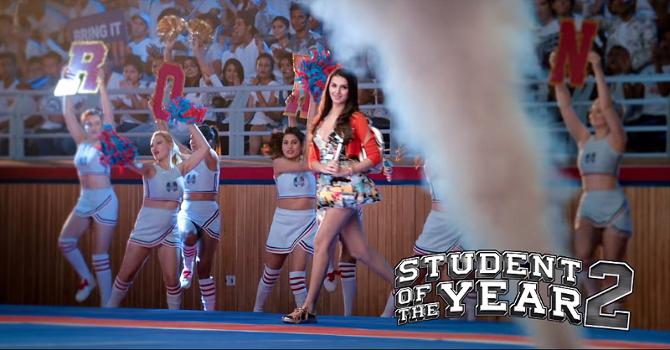 Tara Sutaria   Tiger Shroff Student Of The Year 2  19