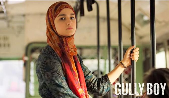 Alia Bhatt starrer Gully Boy Movie Photos  3
