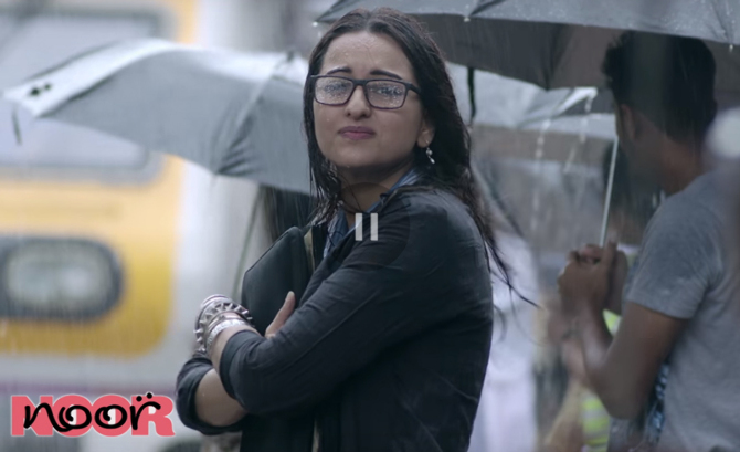 Sonakshi Sinha Movie NOOR Stills  24