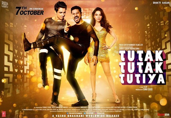 Tutak Tutak Tutiya Movie Poster