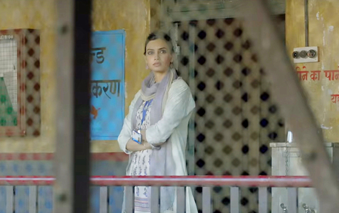 Diana Penty Lucknow Central Movie Stills  16