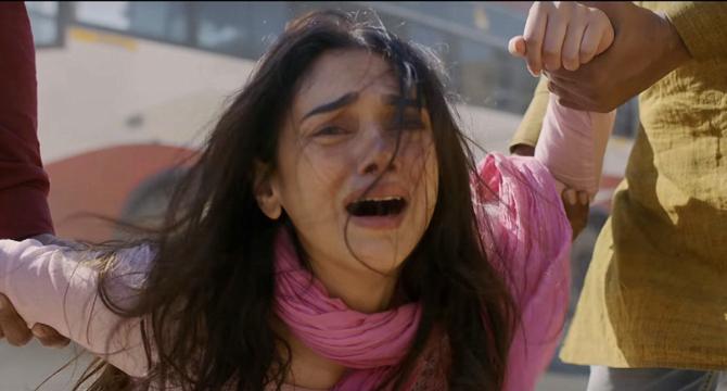 Aditi Rao Hydari Bhoomi Movie Stills  17
