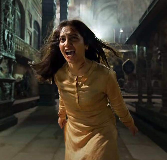 durgamati hindi movie bhumi pednekar photos-photo14