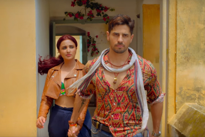 Parineeti Chopra   Sidharth Malhotra Jabariya Jodi Movie Photos  8