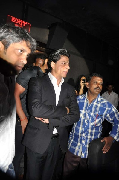 Ra One Audio Launch Shahrukh Khan