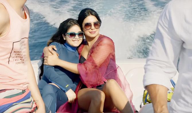 Zaira Wasim   Priyanka Chopra starrer The Sky Is Pink Hindi Movie Photos  90
