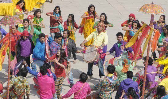 Prachi Desai Bol Bachchan Movie Song Pic