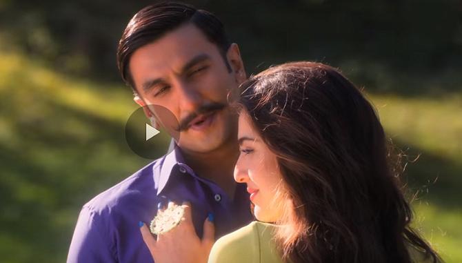 SIMMBA Movie Song Tere Bin starring Ranveer Singh   Sara Ali Khan  15