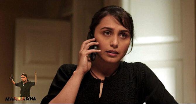 Rani Mukerji Mardaani Movie Image