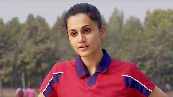 Taapsee Pannu SOORMA Movie Stills  10