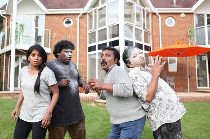 Trisha starrer Mohini Movie Pics  11