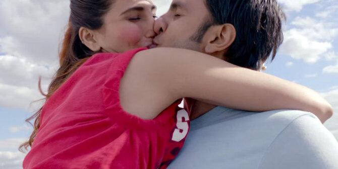 Vaani Kapoor  Ranveer Singh BEFIKRE Movie Stills