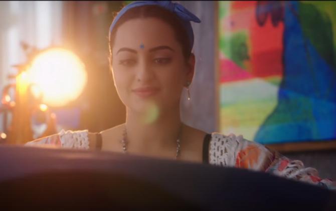 Sonakshi Sinha Welcome to New York Movie Stills  3