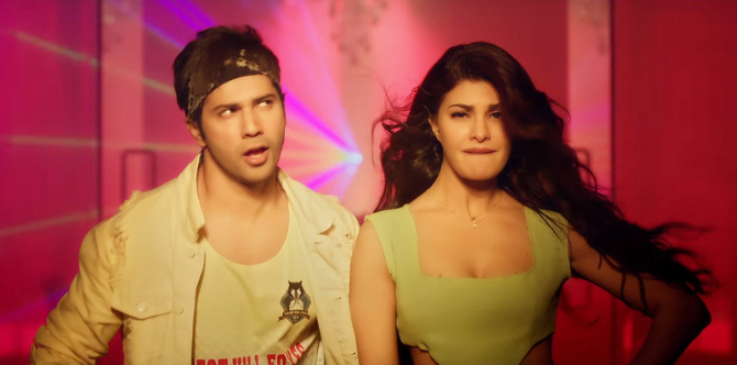 Jacqueline Fernandez Judwaa 2 Movie Stills  64