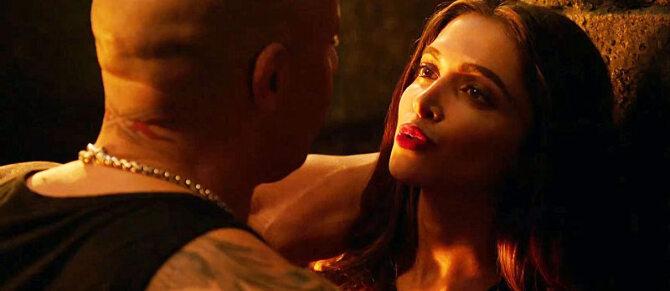 Deepika Padukone and Vin Diesel XXX Return of Xander Cage Movie Stills  4